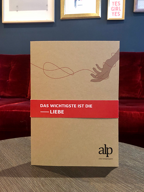 Atelier Ludwigsburg-Paris 2019