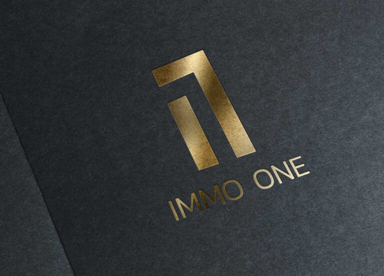 Immo One Logo