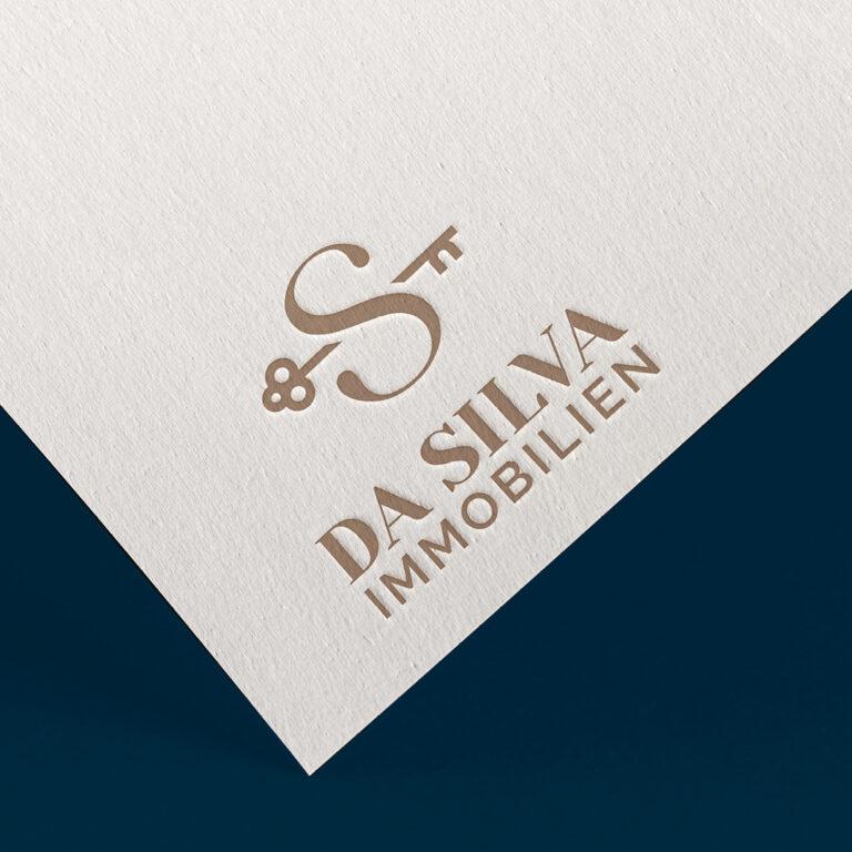 Da Silva Immobilien Logo