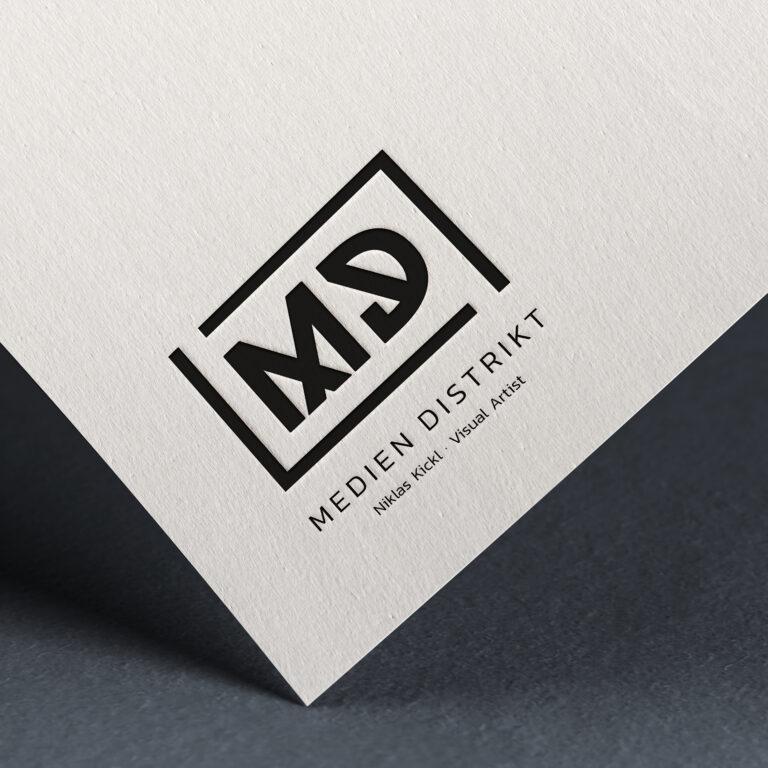 Mediendistrikt Logo