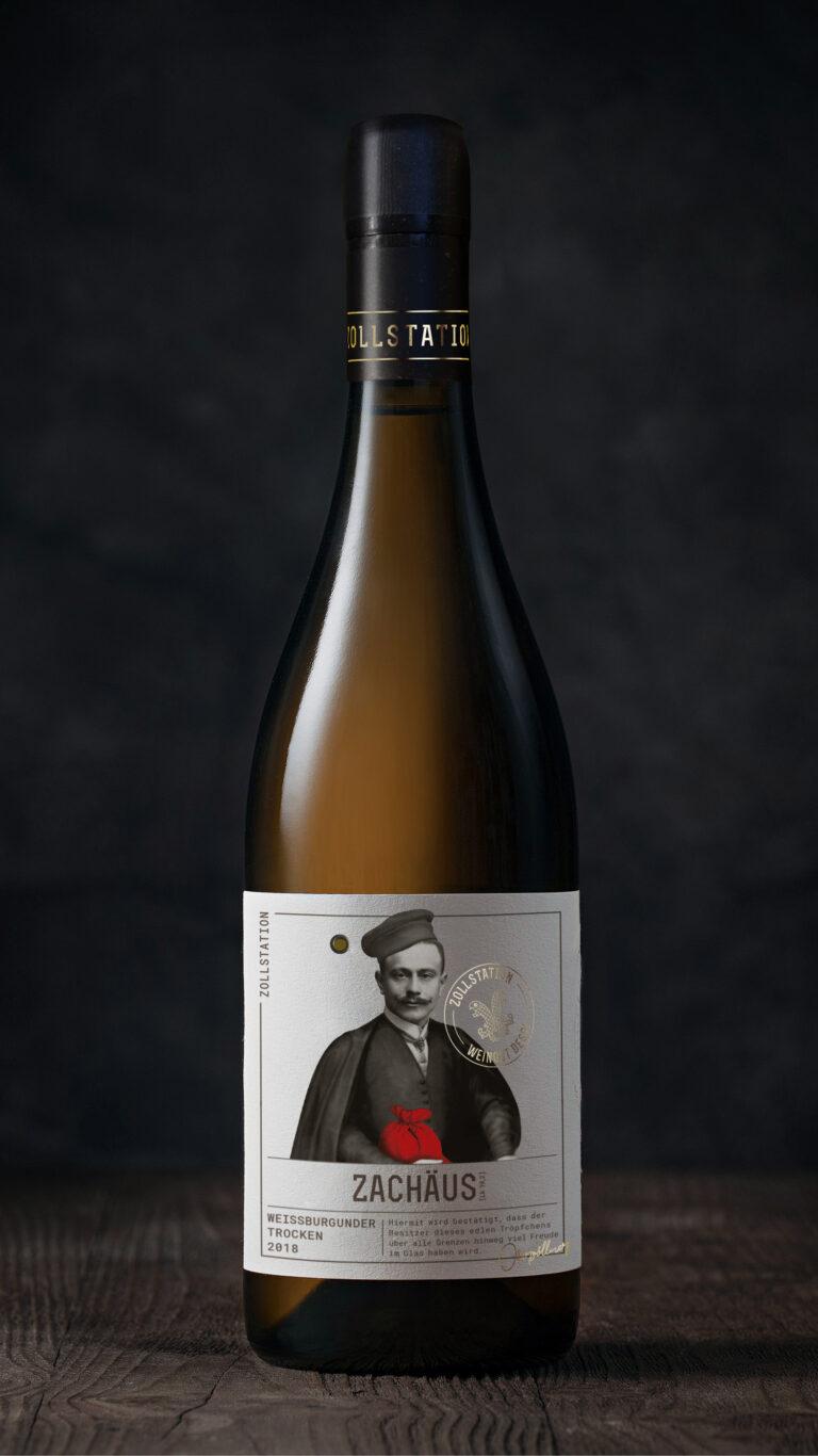 Weingut Desoi Weinetikett